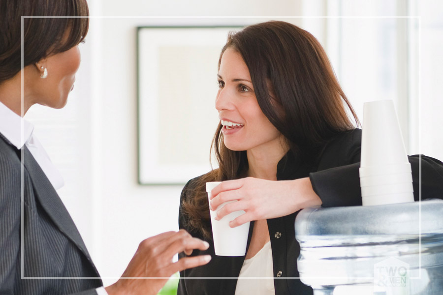 Water Cooler Talk: How to Keep the Office Water Cooler Clean and Ready for Gossip