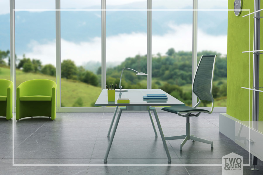 The importance of using green products at the office and at home