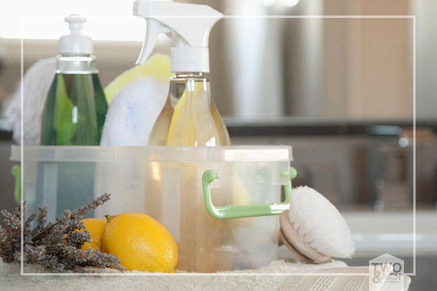 How to pick safe cleaning solutions for your home or office