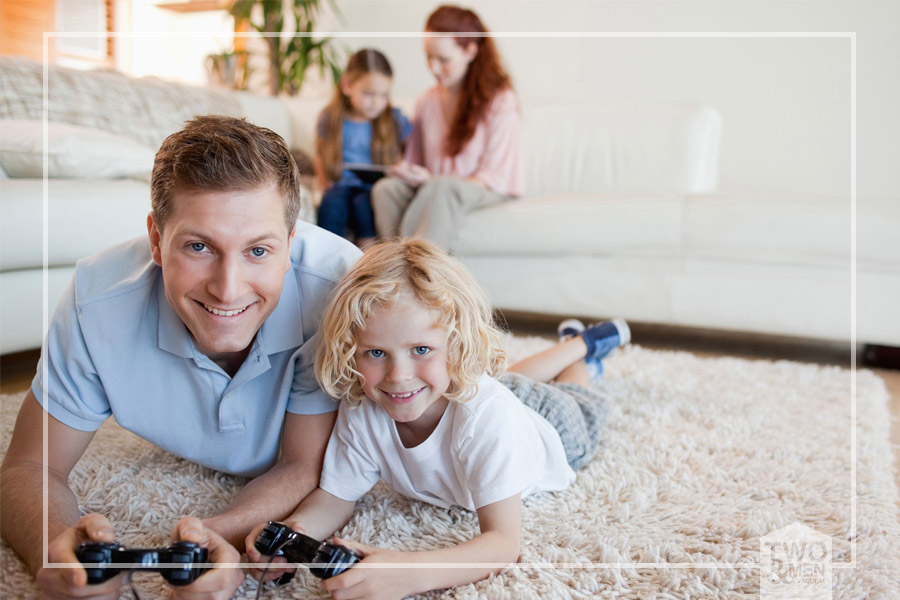 How Cleaning Your Carpets Impacts You and Your Family's Health