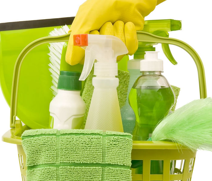 Green Commercial Cleaning in Columbus