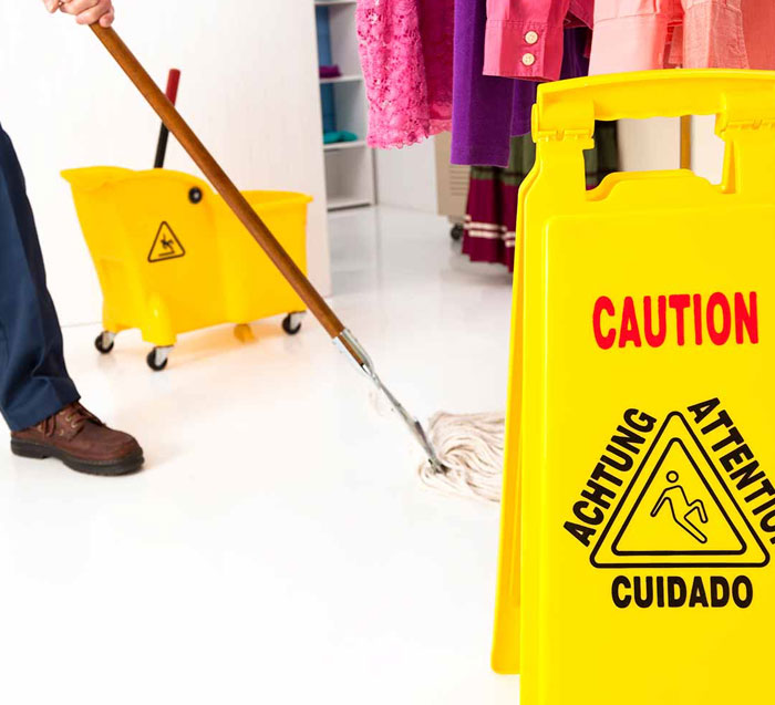 Retail Cleaning Services in Columbus